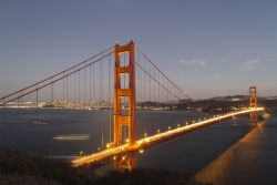 Golden Gate Bridge - California Photo