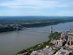 George Washington Bridge - New York Photo