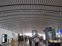 Hyderabad Rajiv Gandhi International Airport Photo