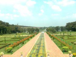 Brindavan Gardens - Mysore Photo