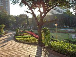 Hanging Gardens - Mumbai Photo