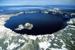 Crater Lake - USA Photo