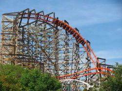 Goliath (Six Flags Great America) - Gurnee, Illinois Photo