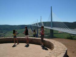 The Millau Viaduct - France Photo