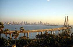 Bandra-Worli Sea Link, Mumbai Photo