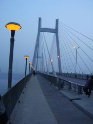 New Yamuna Bridge, Allahabad Photo