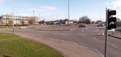Magic Roundabout - England Photo