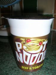 Pot Noodle Photo