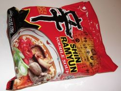 Shin Ramyun Photo