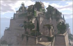 Hanging Gardens of Babylon Photo