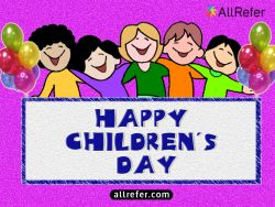 Happy Children's Day Photo