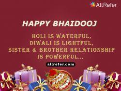 Happy Bhaidooj - Bhai Dooj - हैप्पी भाई दूज Photo