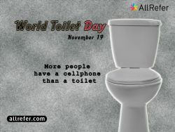 World Toilet Day - 19 November Photo