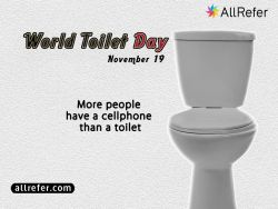 World Toilet Day - November 19 Photo