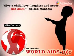 World AIDS Day - 1 December Photo