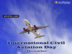International Civil Aviation Day - 7 December Photo