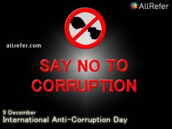 International Anti-Corruption Day - 9 December Photo