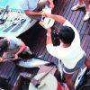 On NOAA Ship TOWNSEND CROMWELL measuring yellow-fin tuna Photo