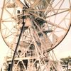 26-meter polar-orbiting satellite antenna. Photo