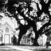 Trinity Episcopal Church was built in 1849 Before Hurricane Camille Photo